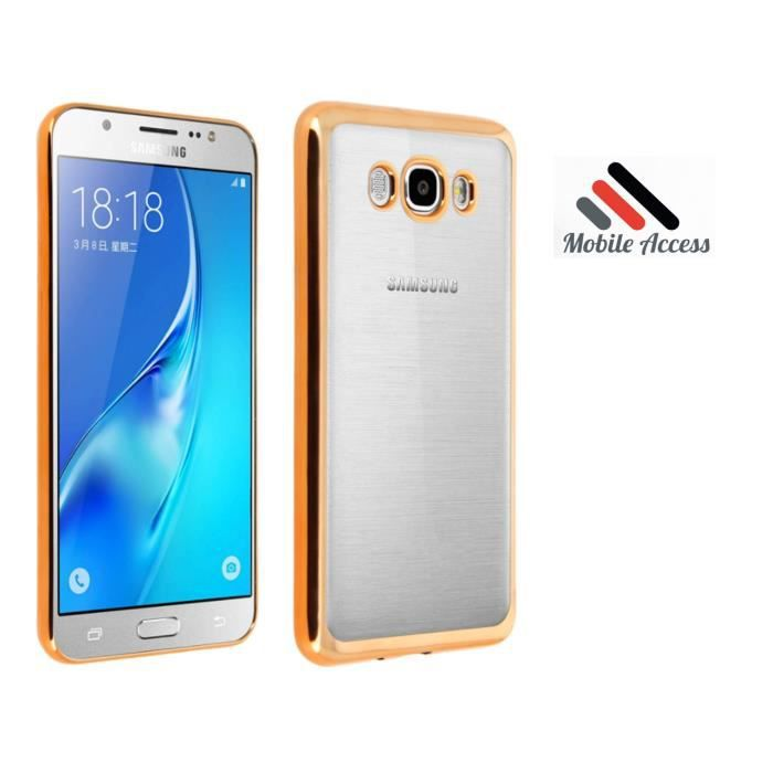 coque de samsung galaxy j5 2016 or