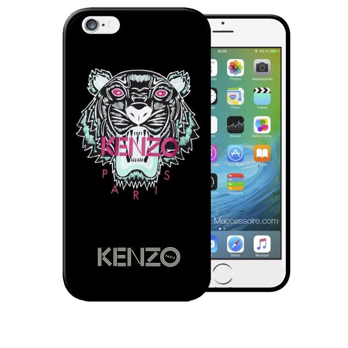 Coque iphone 5c kenzo swag vintage etui housse achat for Housse iphone 5 c