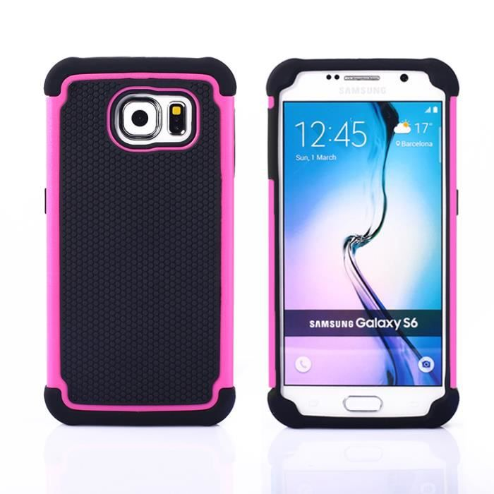 samsung galaxy s6 coque antichoque