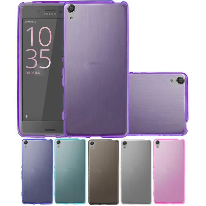 sony xperia x performance etui housse coque de protection. Black Bedroom Furniture Sets. Home Design Ideas