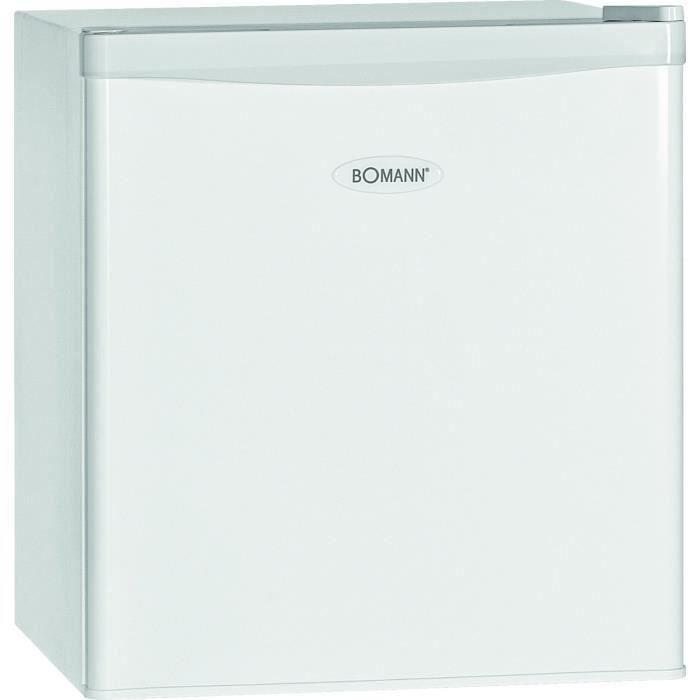 CONGÉLATEUR COFFRE Réfrigérateur Bomann KB389 Blanc A++ 42L