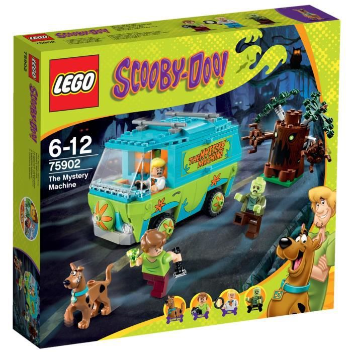 lego scooby doo achat vente pas cher french days d s le 27 avril cdiscount. Black Bedroom Furniture Sets. Home Design Ideas