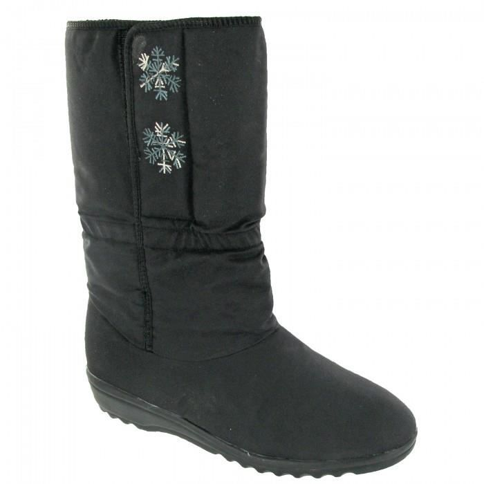 blizzard boots bottes de neige femme achat vente bottes cdiscount. Black Bedroom Furniture Sets. Home Design Ideas