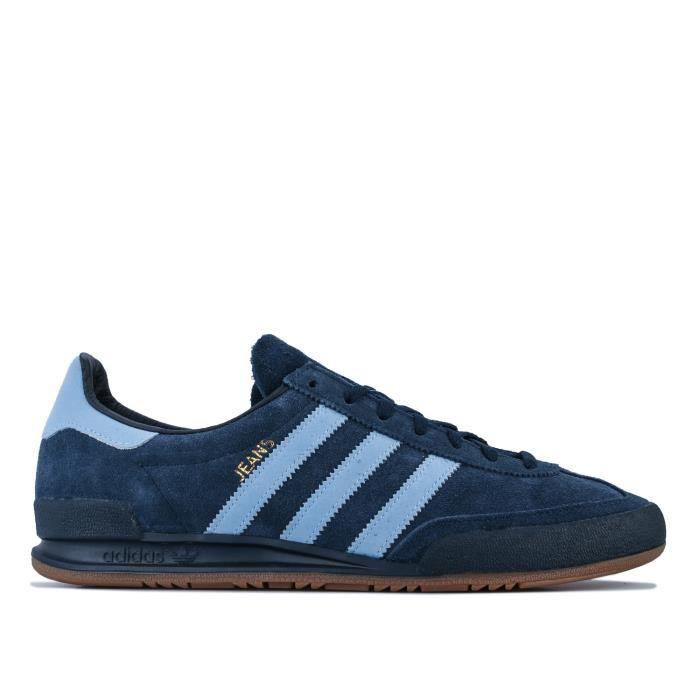 Pantalon Adidas Originals Jeans Pour Homme En Bleu Marine. Bleu ...