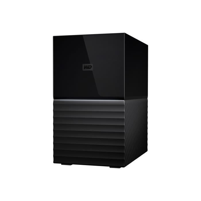 DISQUE DUR EXTERNE WESTERN DIGITAL My Book Duo - 16To