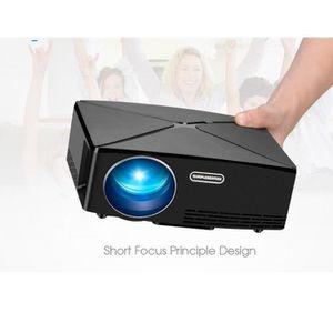 Vidéoprojecteur NOUVEAU Vidéoprojecteurs Maison Cinéma 4K 1080P Po