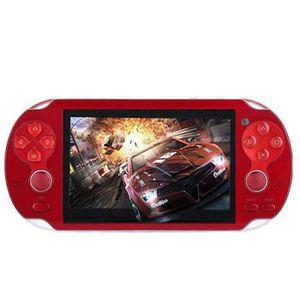 CONSOLE RÉTRO  CENBLUE 8GB 4.3'' LCD Console Rétro de  PSP Jeu j