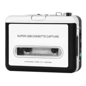 BALADEUR CD - CASSETTE InVaFoCo Cassette Audio à MP3 Convertisseur Lecteu