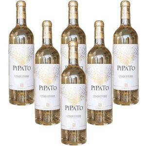 VIN BLANC Pipato vino bianco Cinque Terre DOC 6 bouteilles 7