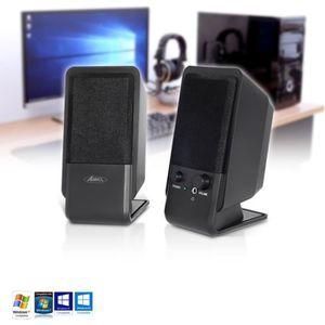 ENCEINTES ORDINATEUR Pack d'enceintes PC Advance Soundphonic 2.0 - 4W R