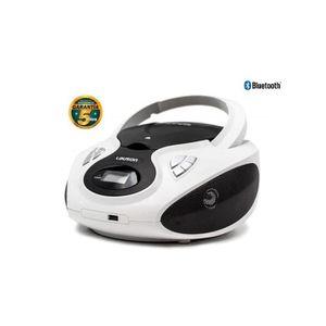 RADIO CD CASSETTE Lauson CP640 Lecteur CD | Radio Portable | USB | R