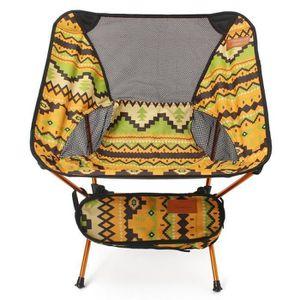 CHAISE DE CAMPING Chaise de jardin portable professionnel pour campi