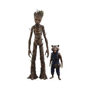 Marvel Legends Guardians Galaxy construire une figure BAF Rocket Raccoon 100/% complet