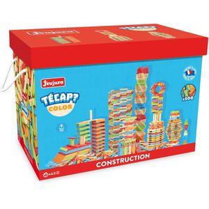 JEU D'ADRESSE JEUJURA Tecap ? Color - 500 planchettes en bois de