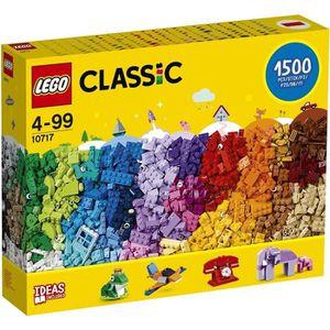 ASSEMBLAGE CONSTRUCTION LEGO® Classic 1500 pièces