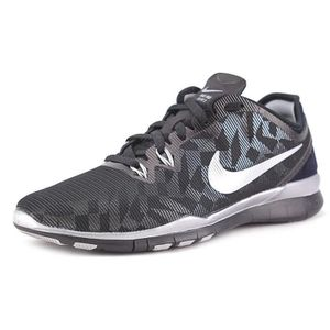 best loved 725b1 0f6bb CHAUSSURES DE RUNNING Nike Free 5.0 Tr Fit 5 MTLC Synthétique Chaussure
