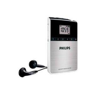 RADIO CD CASSETTE Radio numérique portable Philips AE6790/00 -  -