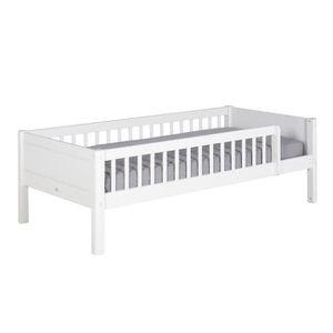 LIT GIGOGNE Pack lit enfant gigogne avec barrières Victoria av