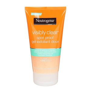 GOMMAGE CORPS NEUTROGENA Gel exfoliant Visibly Clear Spot Proof