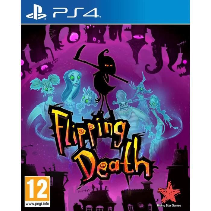 Flipping Death Jeu PS4