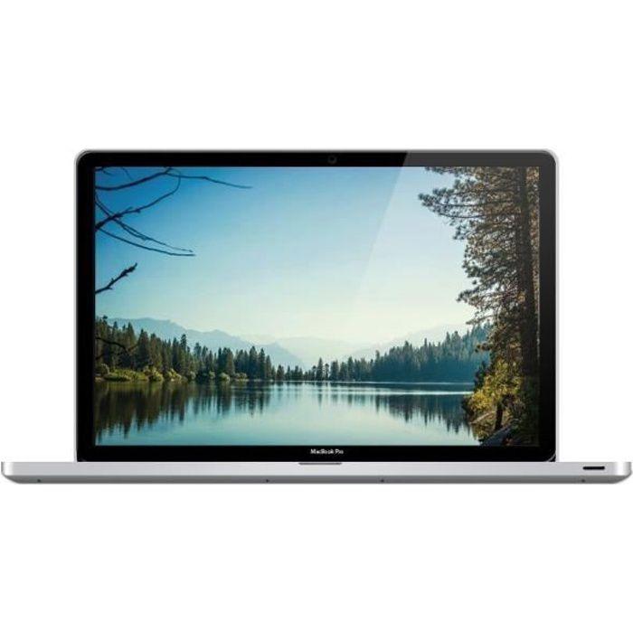 MACBOOK PRO MD101 8GB 500GB