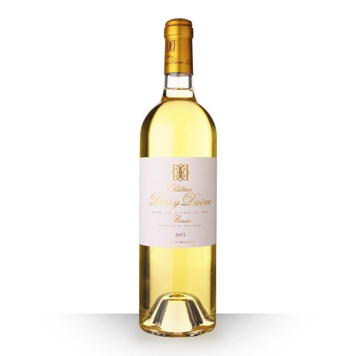 Château Doisy-Daëne 2015 AOC Sauternes - 75cl - Vin Blanc