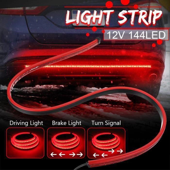 40 Pouces LED Bande Voiture Pour Hayon Barre Feu Frein Clignotant Arrière Coffre Hot11419
