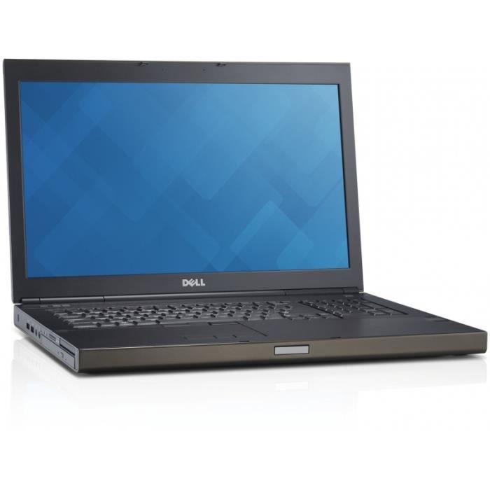 Dell Precision M6800 8Go 500Go