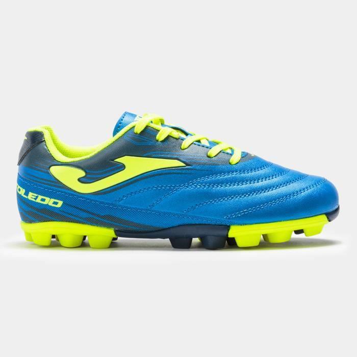 Chaussures de football enfant Joma Toledo 2004 LIMON 24 TACOS - bleu royal - 27