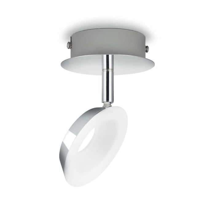 Philips myLiving Spot 5014211P1, Rail lighting spot, 1 ampoule(s), LED, 5 W, 440 lm, Chrome