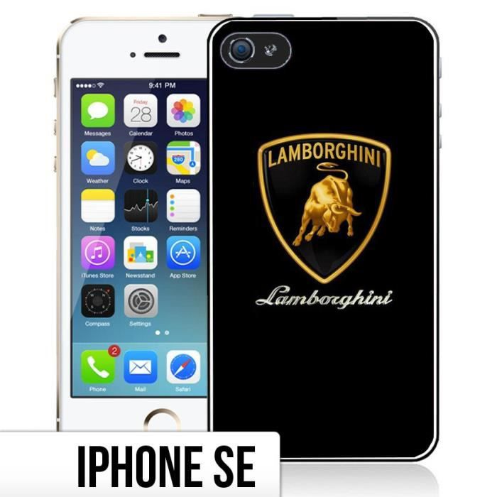 coque iphone se lamborghini achat coque bumper pas. Black Bedroom Furniture Sets. Home Design Ideas
