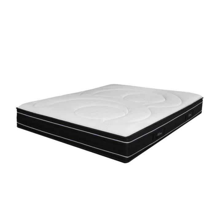 matelas 180x200 rhapsodie ressorts ensach s achat vente matelas cdiscount. Black Bedroom Furniture Sets. Home Design Ideas
