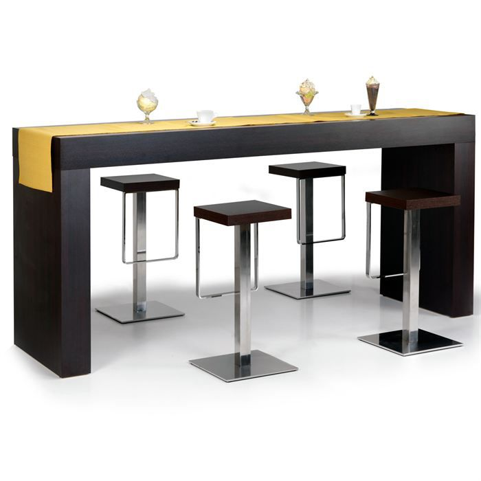 table haute happy hour weng achat vente mange debout table haute cdiscount. Black Bedroom Furniture Sets. Home Design Ideas
