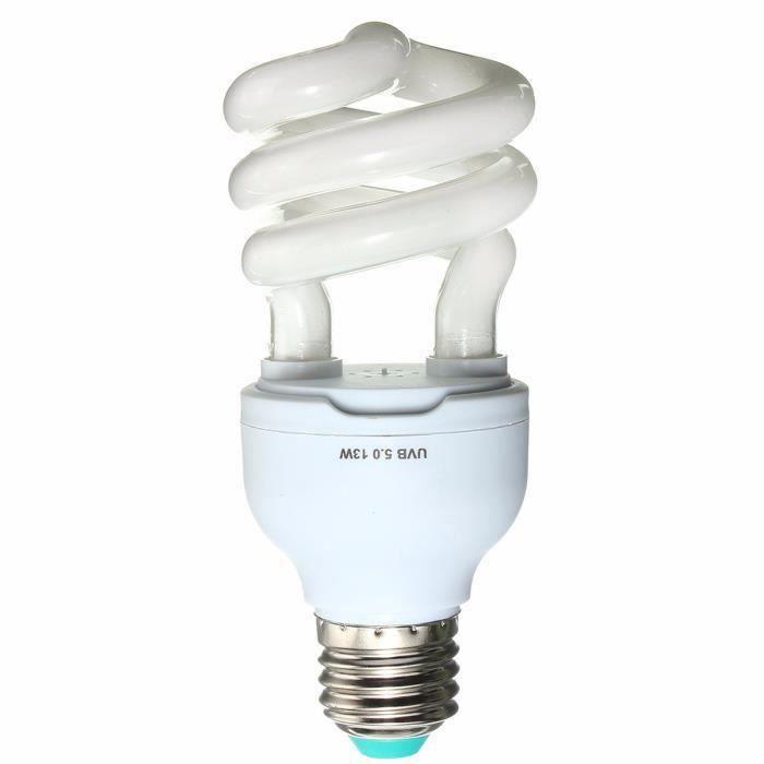 ÉCLAIRAGE HY 5.0 5,0 10,0 UVB 13W Ampoule UV Reptile Lampe G