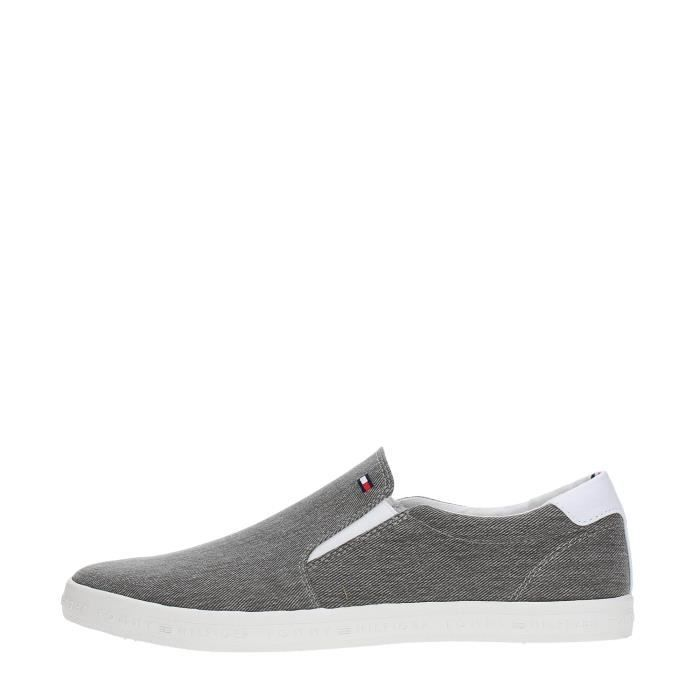 Tommy Hilfiger Slip On Homme LIGHT GREY, 41
