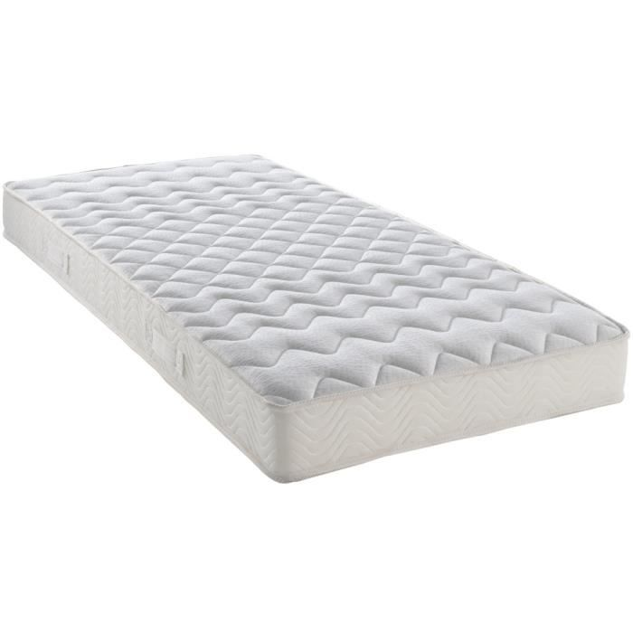 matelas switbedding clara 90x200 achat vente matelas. Black Bedroom Furniture Sets. Home Design Ideas