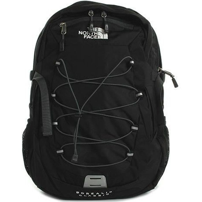 d830aa5995 THE NORTH FACE Sac à Dos Borealis - Mixte - Noir Noir - Achat ...