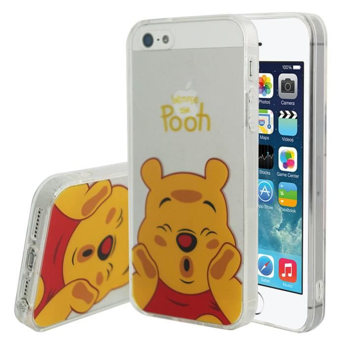 pour apple iphone 5 5s se coque silicone tpu tr