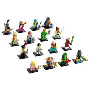 Lego Neuf Mini Figurines 1-1000 Ville City Séries Garçon Fille Figurines