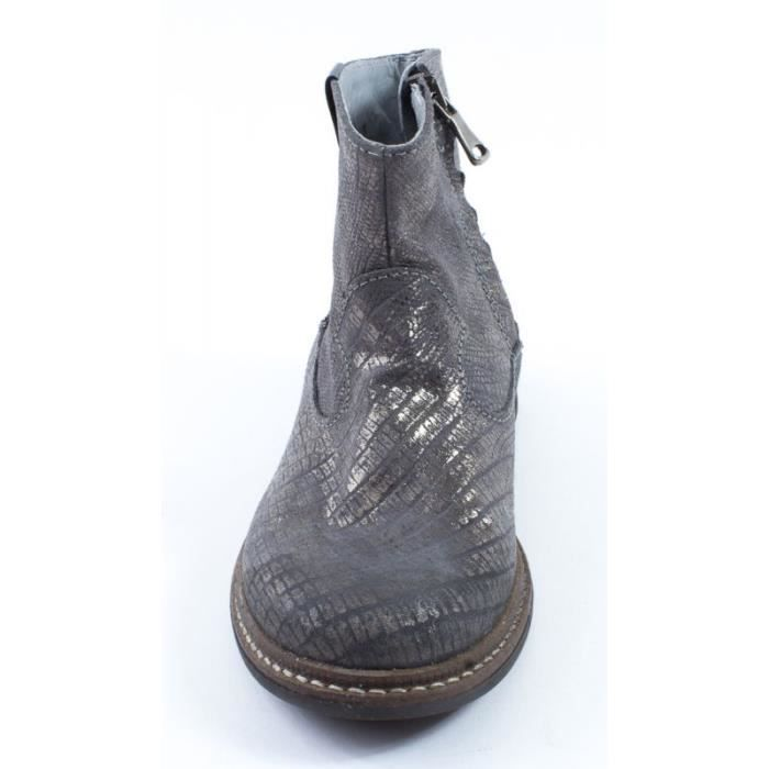Little Mary Bottines RAPIDE argent
