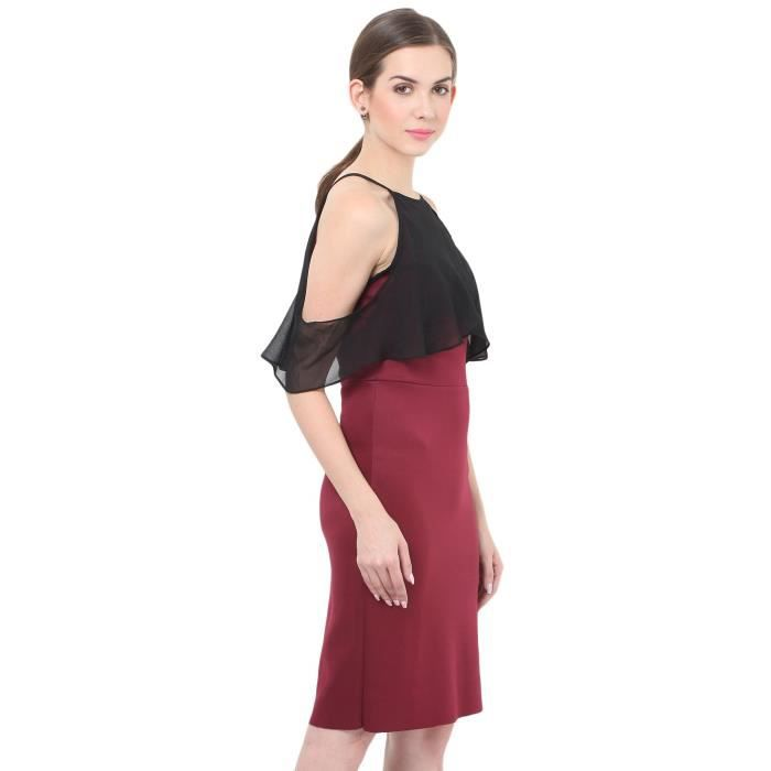 Womens Eli Short Dress REY7Q Taille-36