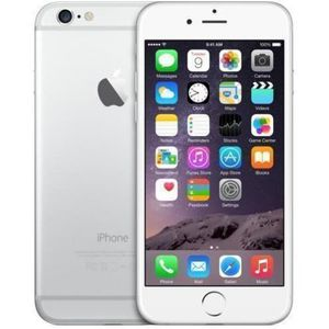 SMARTPHONE RECOND. APPLE iPhone 6 Smartphone argent 64Go reconditionn
