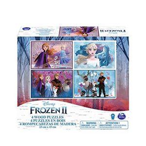 PUZZLE Disney La Reine des Neiges 2 - 6052998 - Jeu enfan