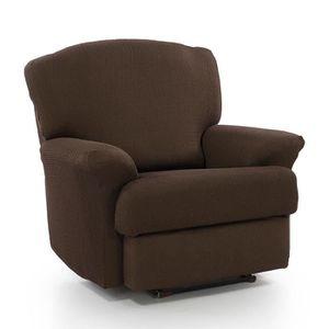 HOUSSE DE FAUTEUIL Housse de fauteuil relax intégrale élastique et pr