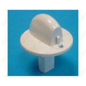 MICRO-ONDES Bouton selecteur blanc 12h pour Micro-ondes Ignis