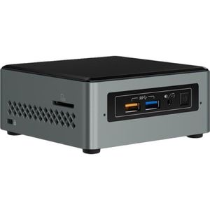 UNITÉ CENTRALE  Intel Next Unit of Computing Kit NUC6CAYH Barebone