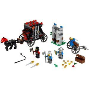 ASSEMBLAGE CONSTRUCTION Jeu D'Assemblage LEGO CBK77 Château 70401: Gold Ge