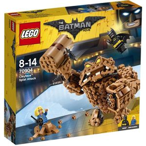 ASSEMBLAGE CONSTRUCTION LEGO® 70904 Batman Movie - L'attaque de Gueule d'a