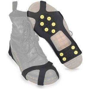 CRAMPON POUR GLACE Letouch Crampon Neige pour Chaussure antidérapant