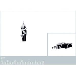 PENDENTIF VENDU SEUL Pendentif Argent - Femme/Homme - 8cm/20mm